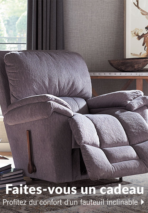Treat yourself to reclining comfort