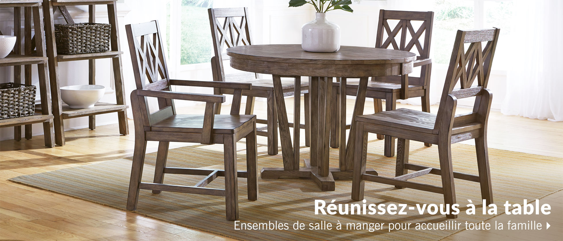 Dining sets to fit the family