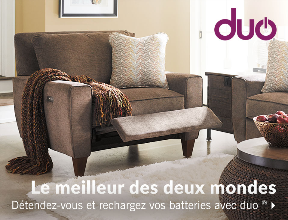 Relax and recharge with duo